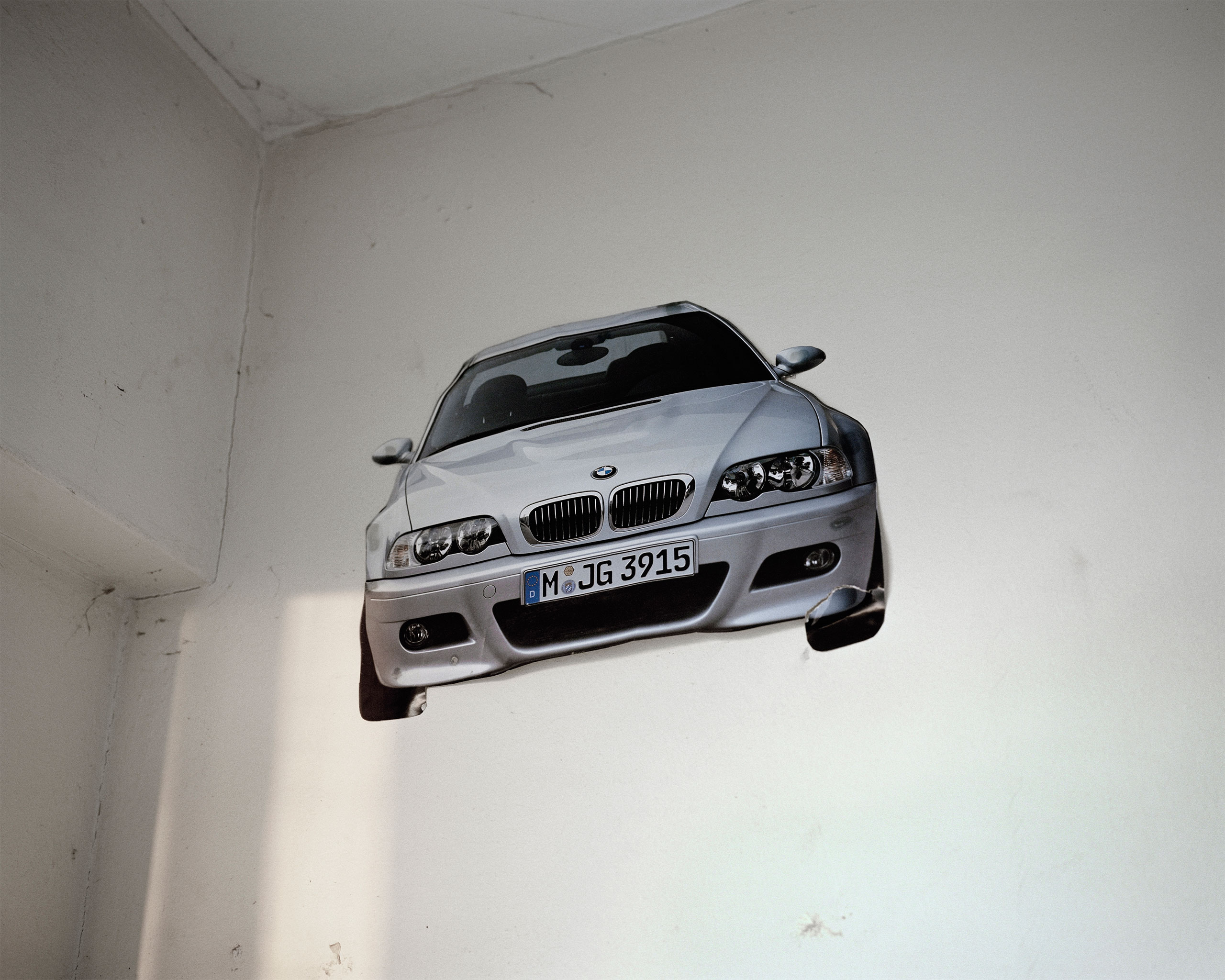 BMW, Ponte City, Johannesburg, South Africa, 2008.