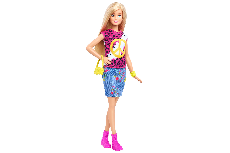 One of Mattel's new Original Barbies