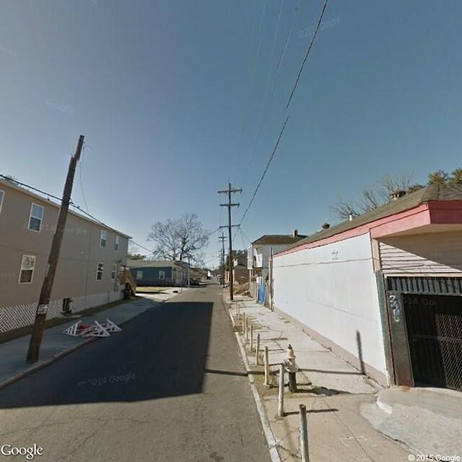 Omarr Jackson, New Orleans, La.