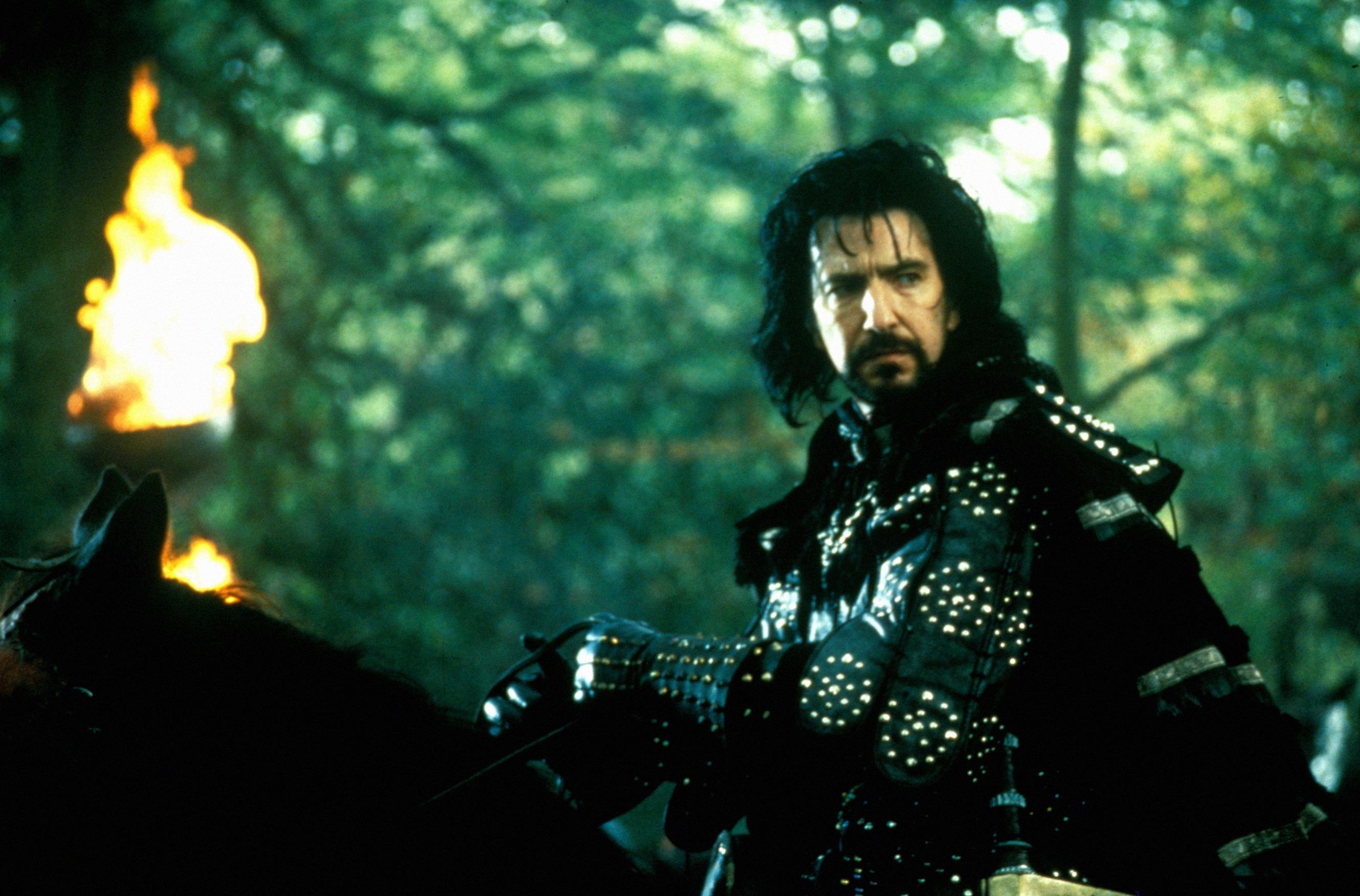 <i>Robin Hood: Prince of Thieves</i>, 1991.