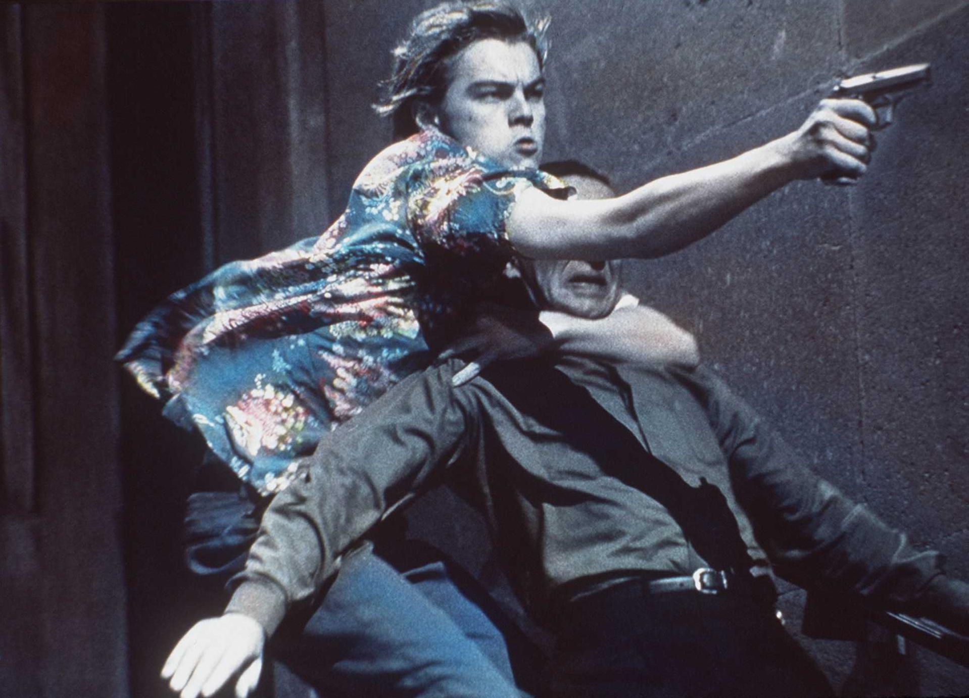 <i>Romeo + Juliet</i>, 1996.