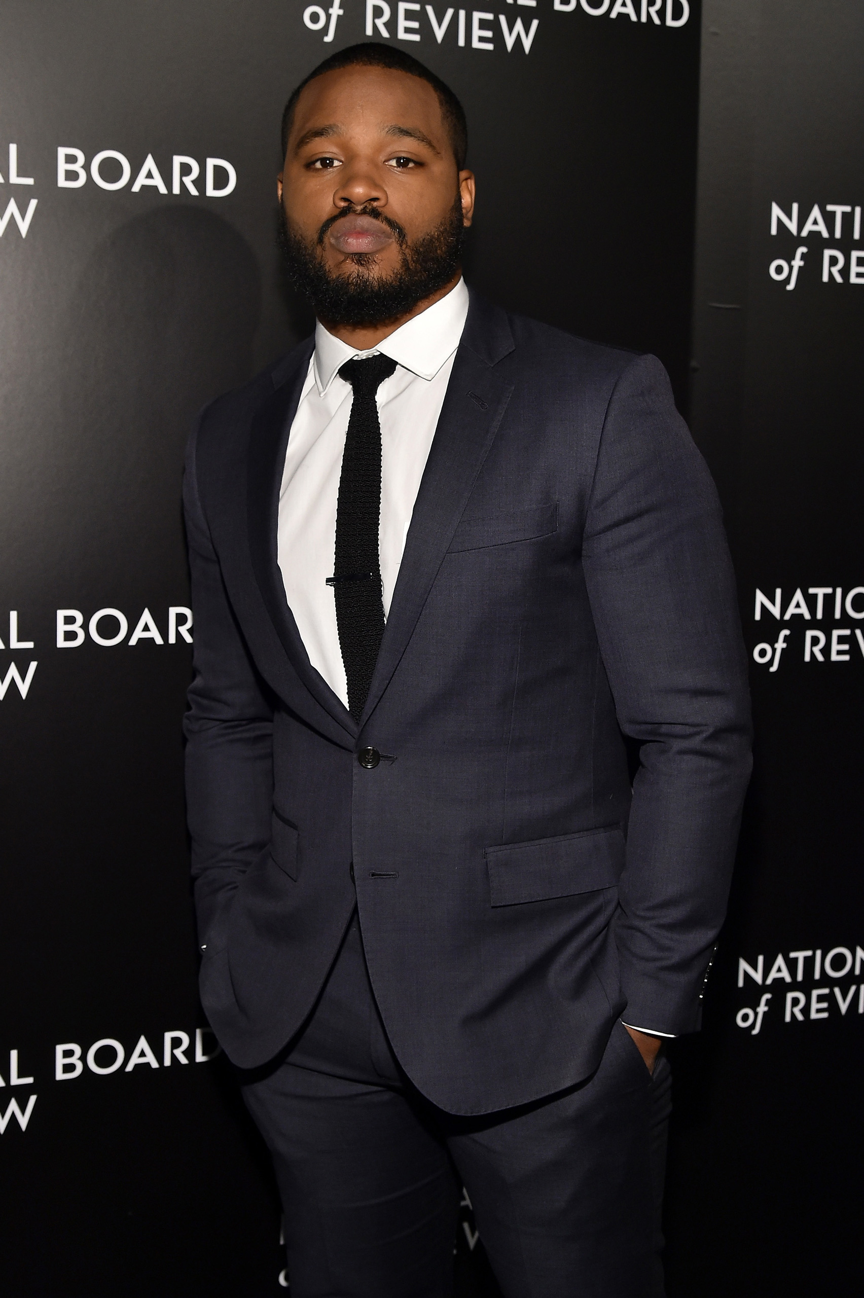 Ryan Coogler attends the 2015 National Board of Review Gala at Cipriani 42nd Street in New York City on Jan. 5, 2016.