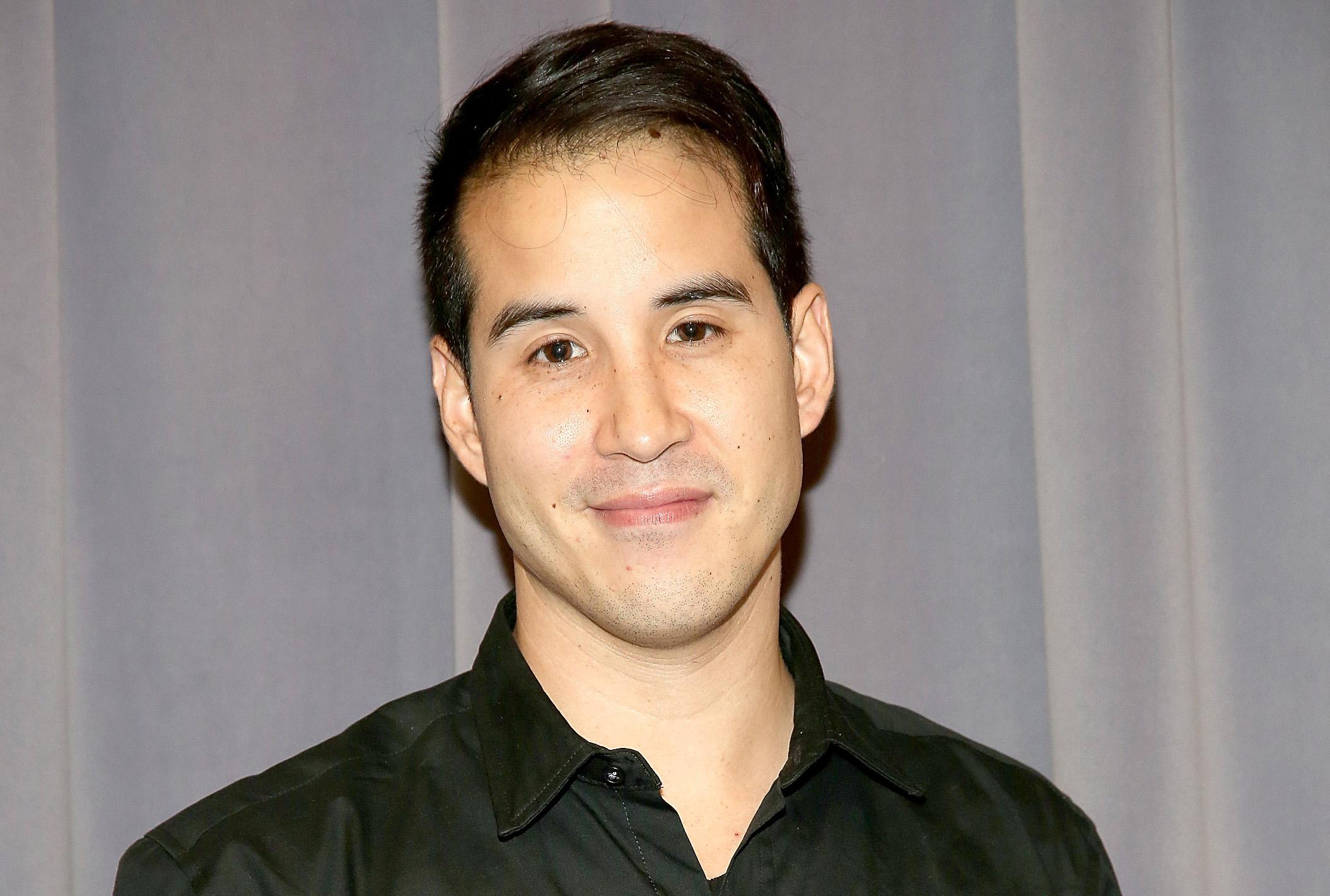 Ryan Koo is seen on Dec. 1, 2014 in New York City.