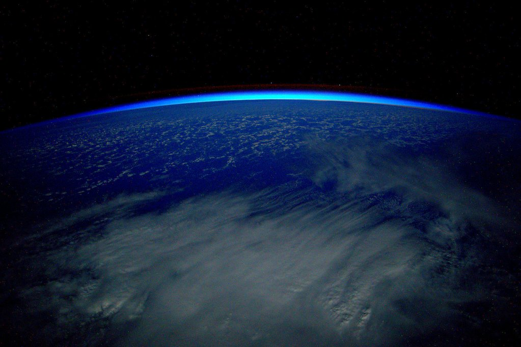 Day 280. First day of 2016, the year I return to #Earth. #GoodNight from @space_station! #YearInSpace  - via Twitter on Jan. 1, 2016