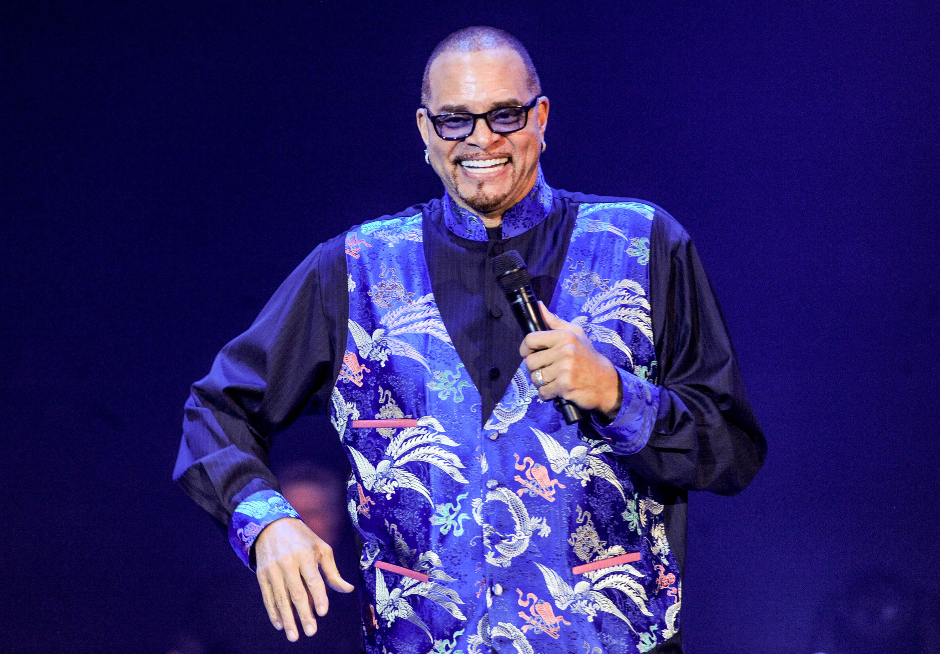 Sinbad performs on Sept. 26, 2015 in Toronto, Canada.