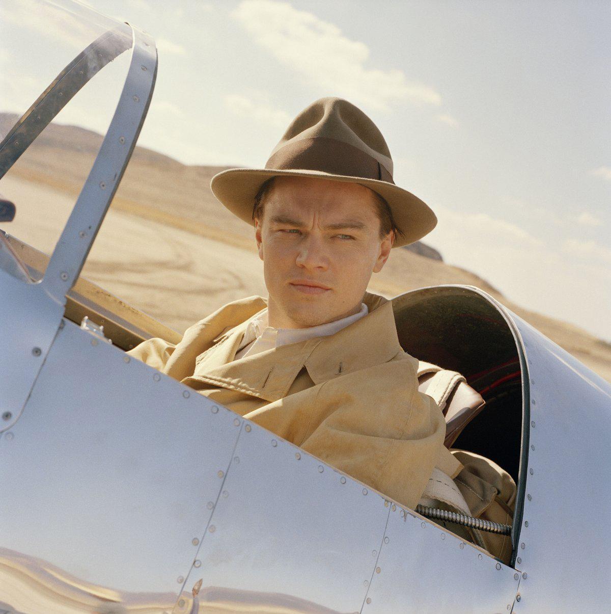 <i>The Aviator</i>, 2004.