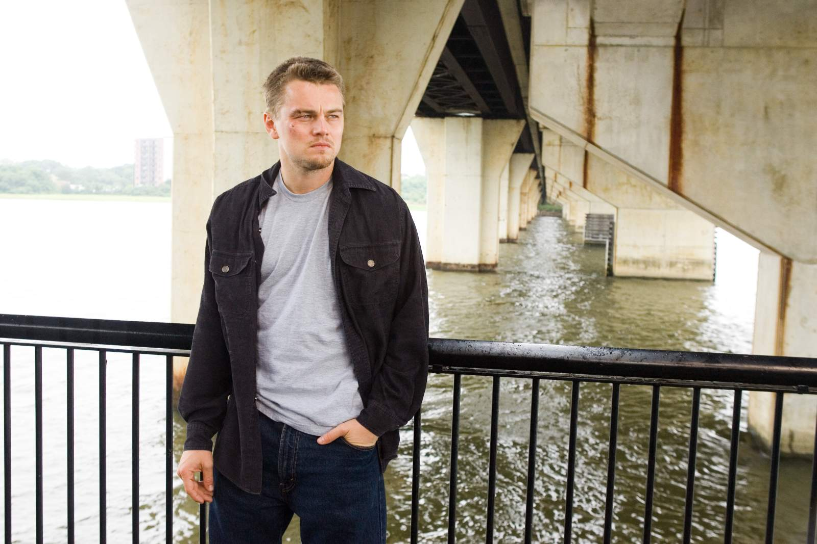 <i>The Departed</i>, 2006.