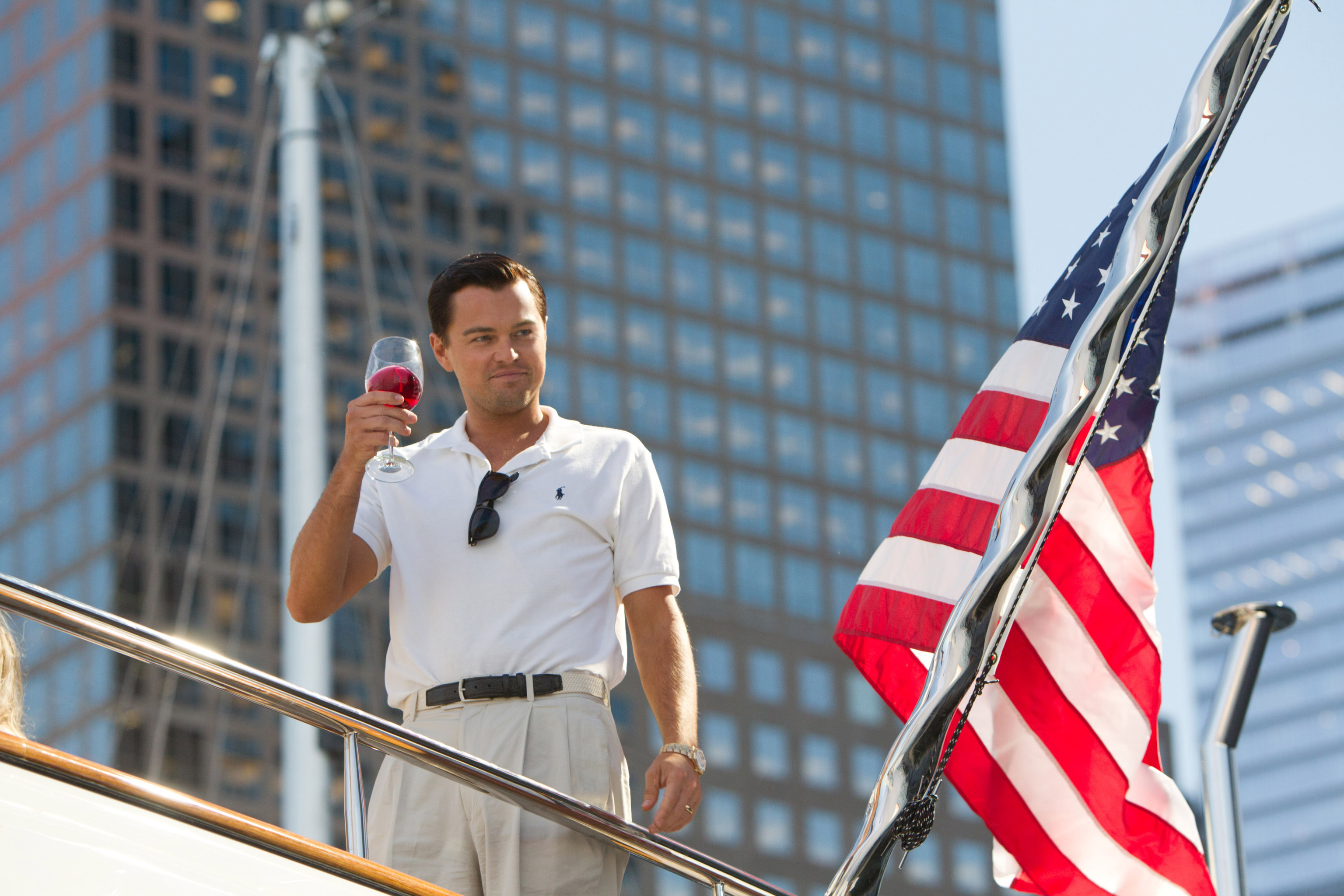 <i>The Wolf of Wall Street</i>, 2013.