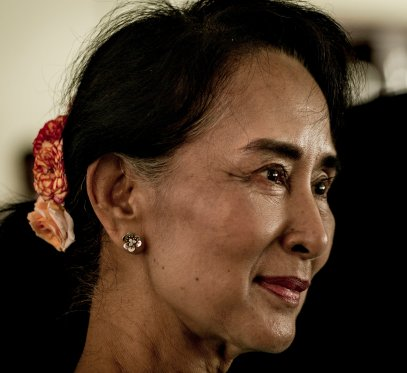 time 100 2016 Aung San Suu Kyi NEW