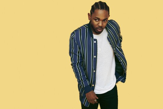 time 100 2016 Kendrick Lamar