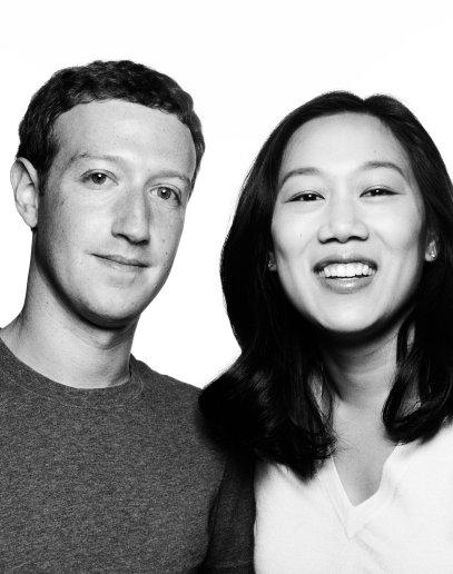 time 100 2016 mark Zuckerberg priscilla Chan