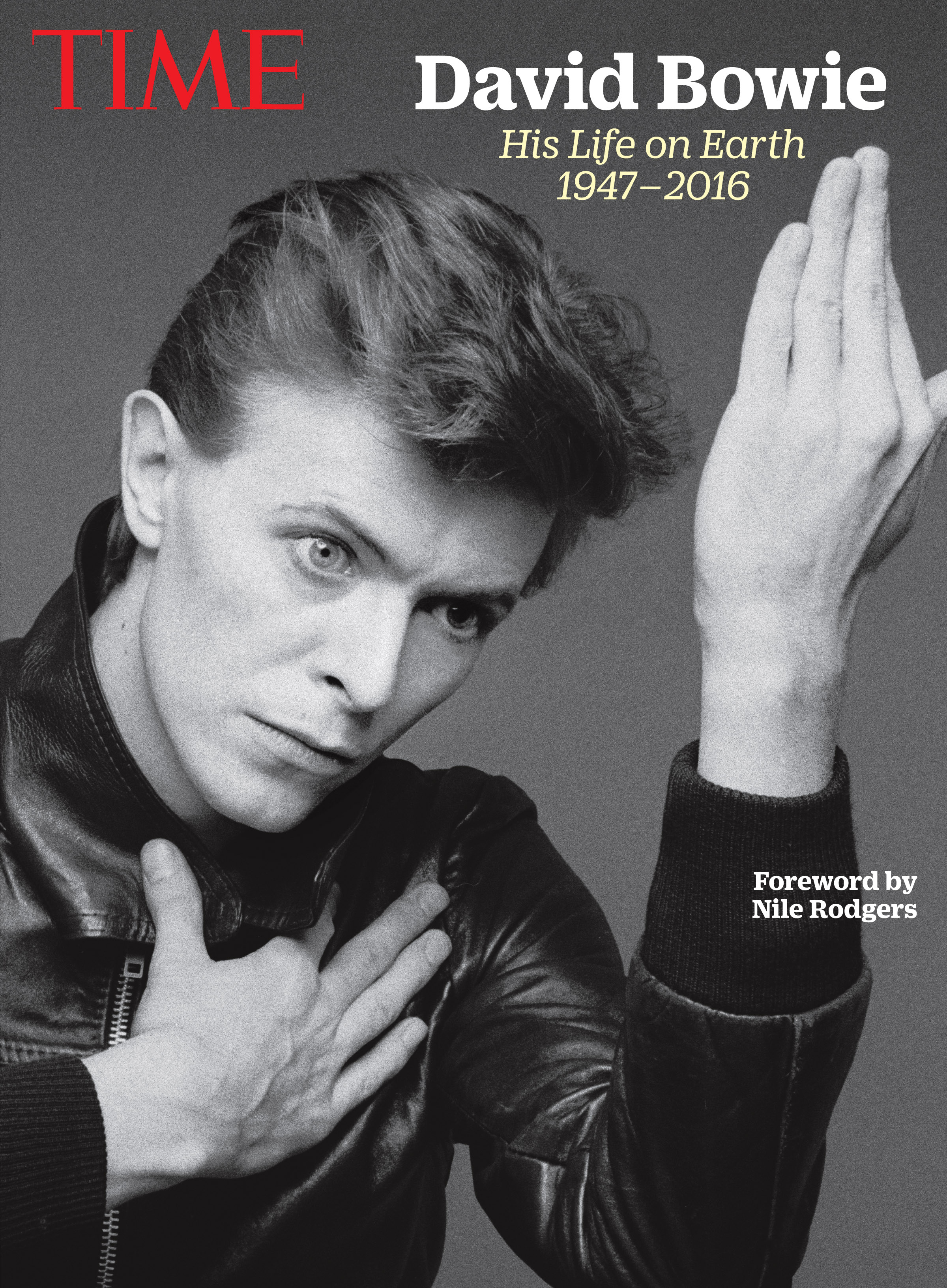 David Bowie: His Life on Earth.