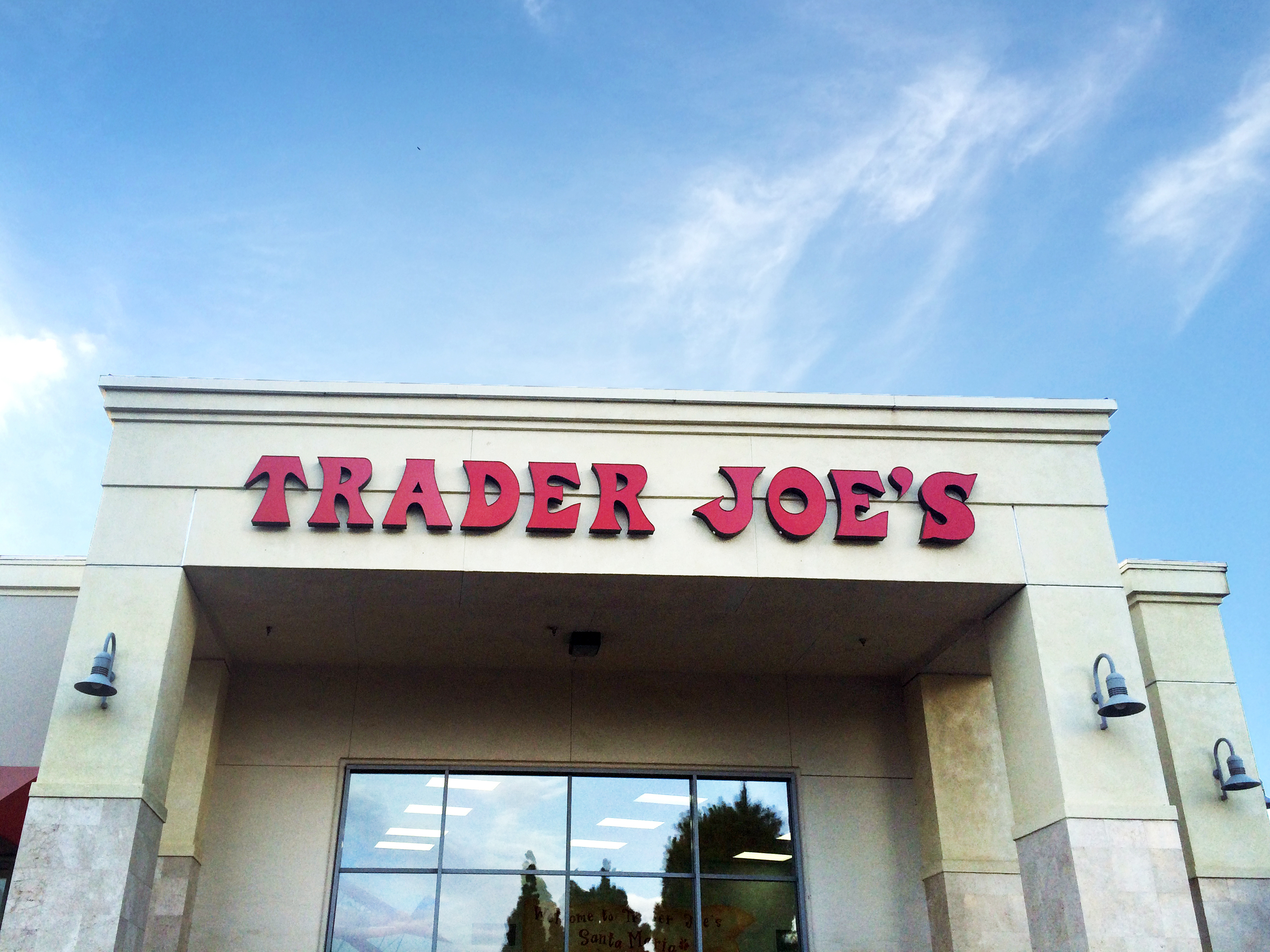 A Trader Joe's store in Santa Maria, Calif.