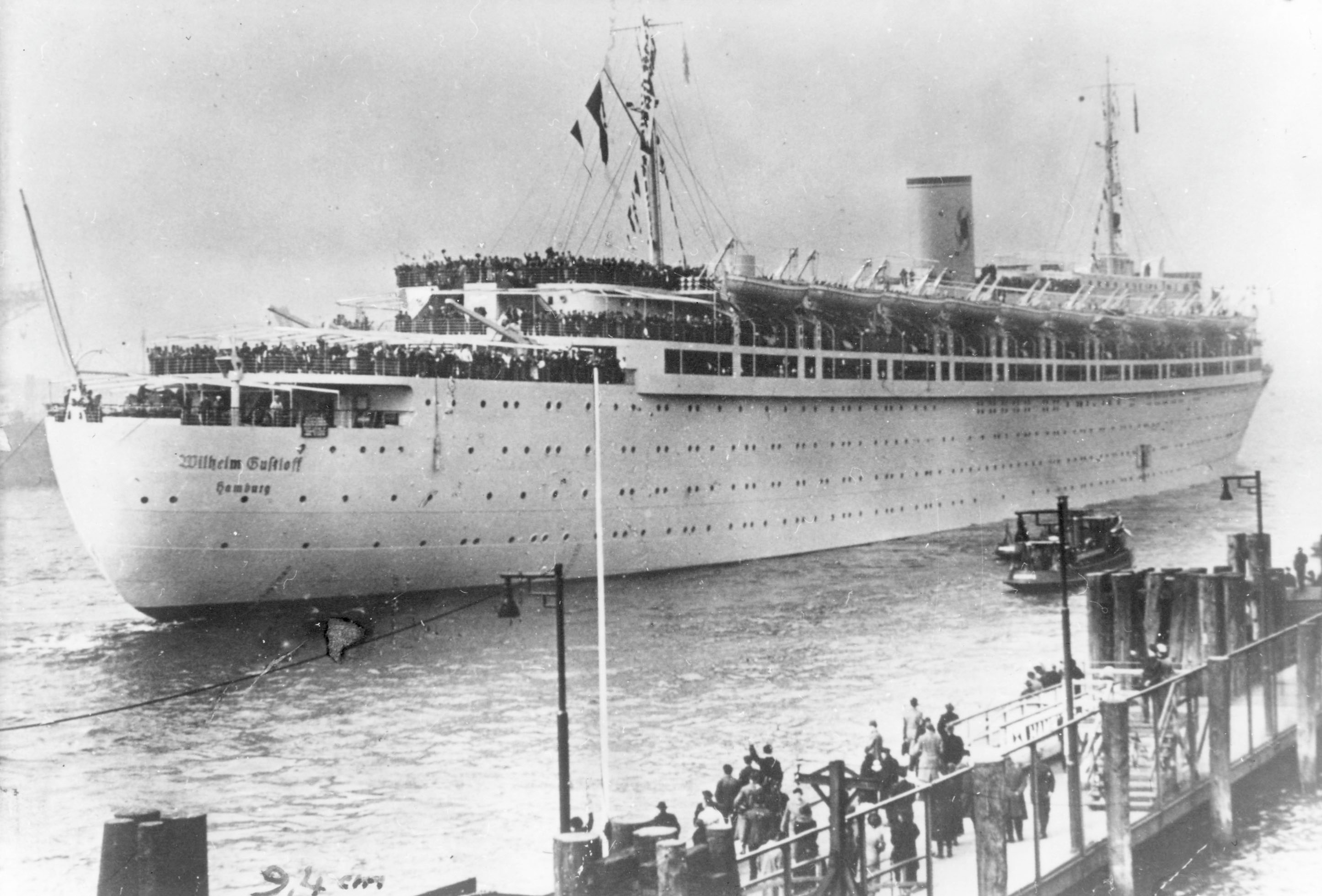 The Wilhelm Gustloff in 1938