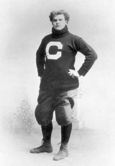 "Glenn ""Pop"" Warner 1894"