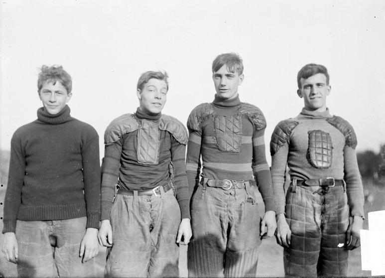 University Football Players 1904