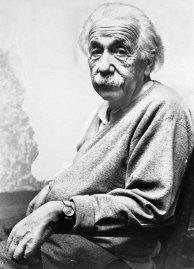 Albert Einstein 1953