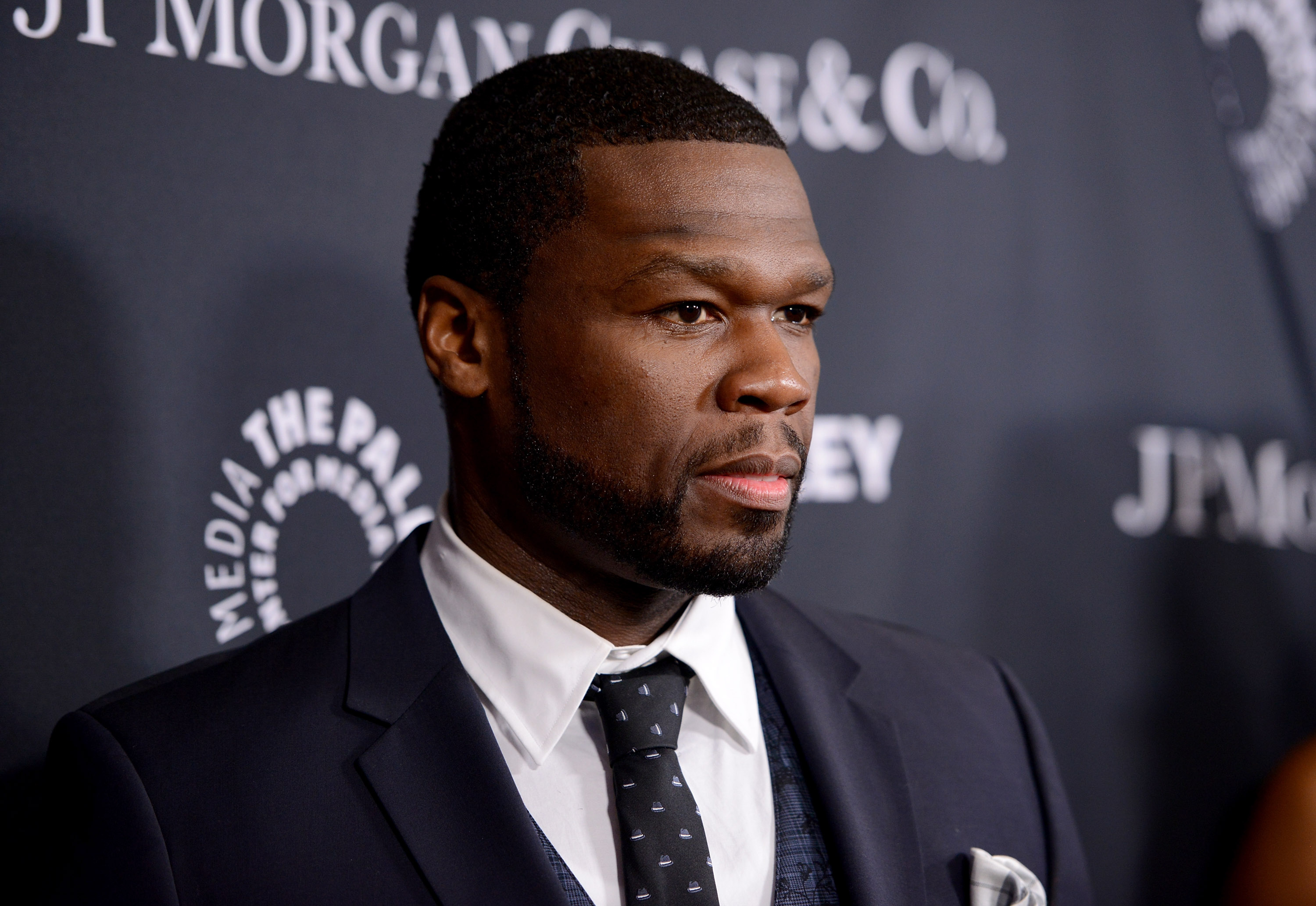 50 Cent in Los Angeles, on Oct. 26, 2015.
