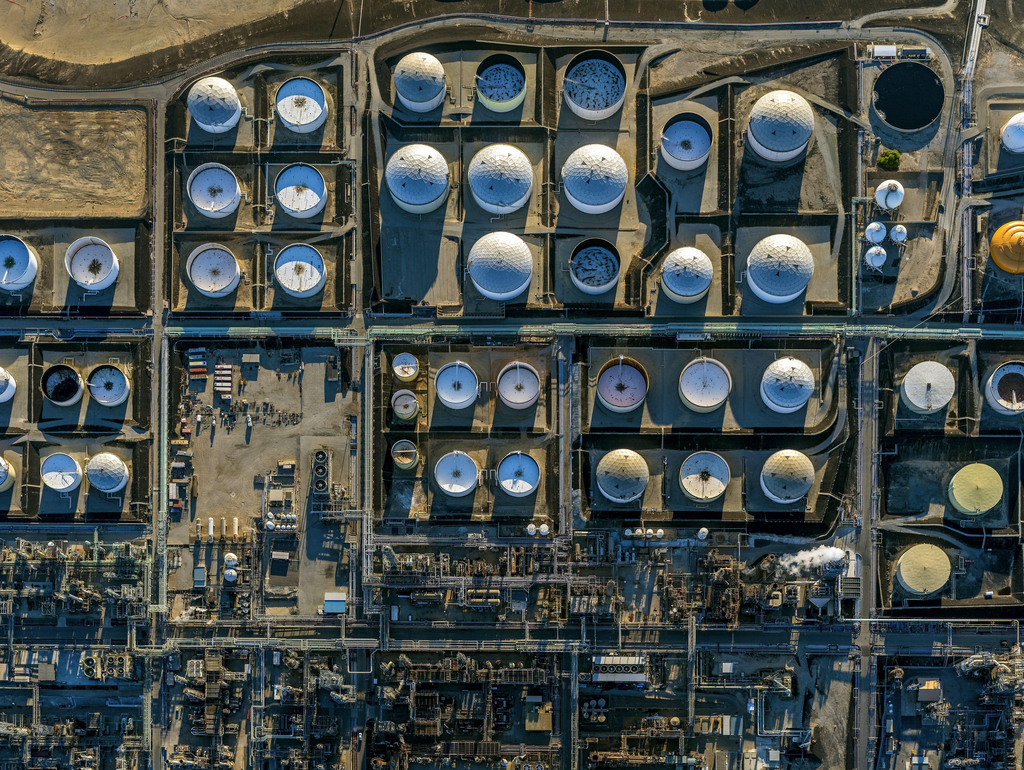 Phillips 66 Los Angeles Refinery, Wilmington, Calif., 2016