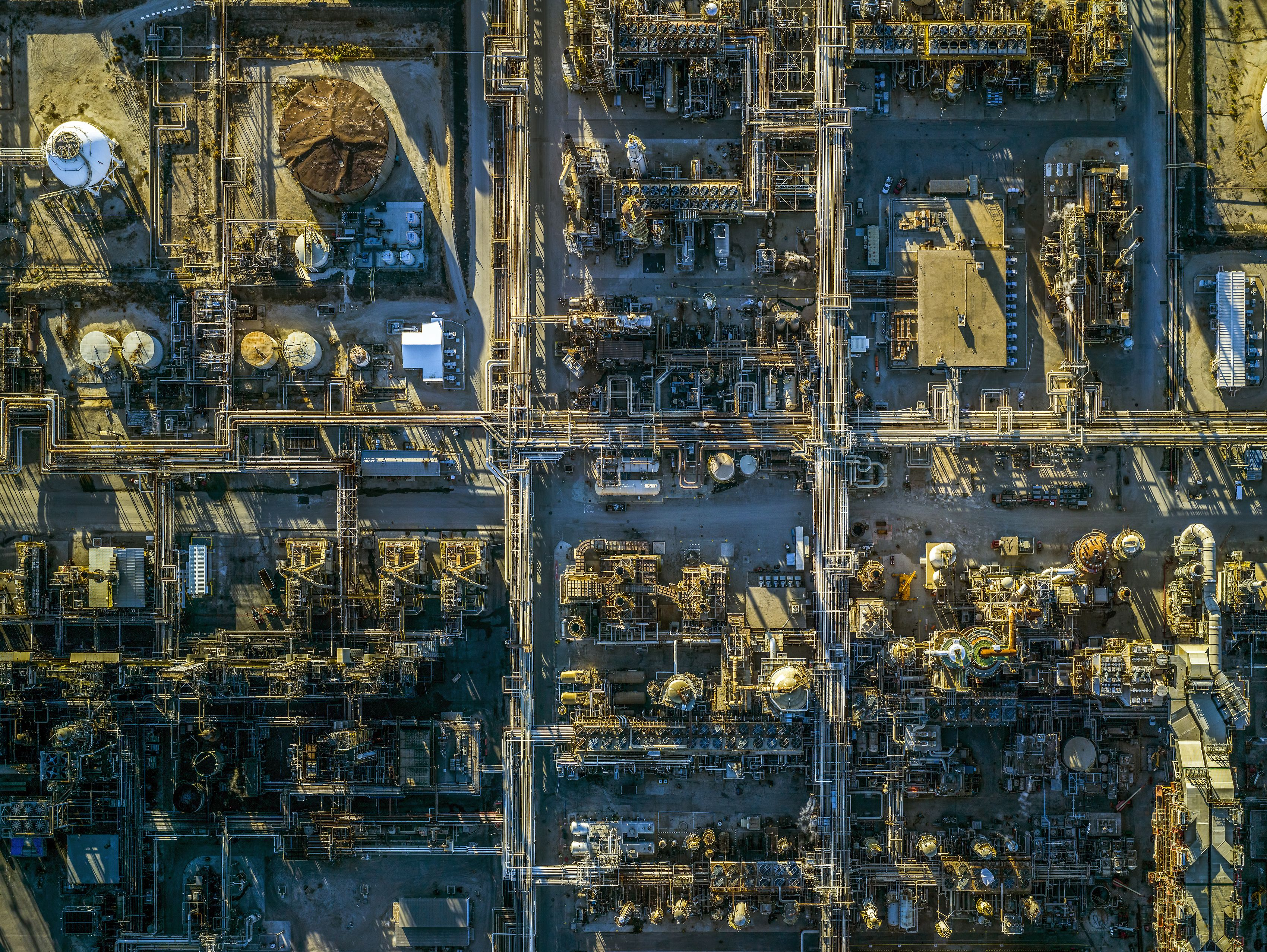 Exxon Mobil Refinery, Torrance, Calif., 2016