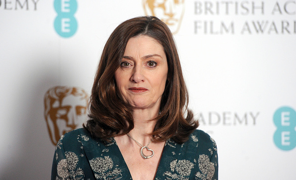 Amanda Berry attends the announcement of the EE British Academy Film Awards nominations at BAFTA on Jan. 8 in London, England.