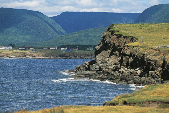 Cheticamp, Cape Breton Highlands National Park, Nova Scotia, Canada
