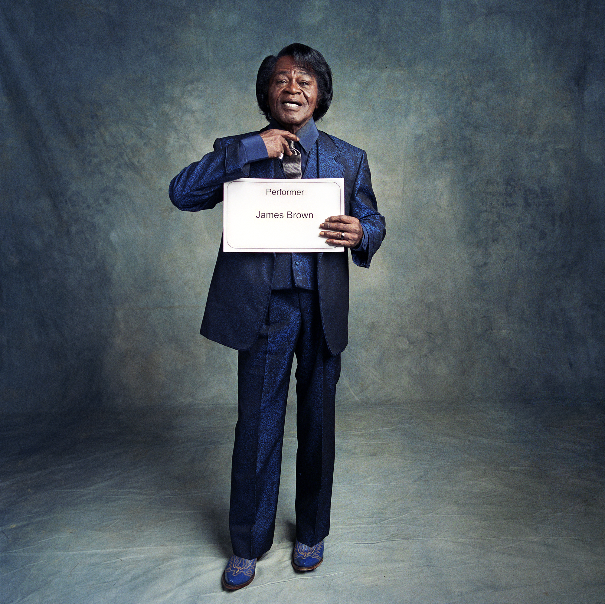 James Brown, 2005.