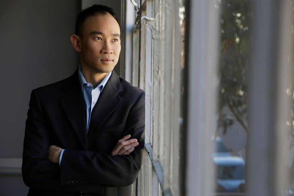 Udemy CEO Dennis Yang.