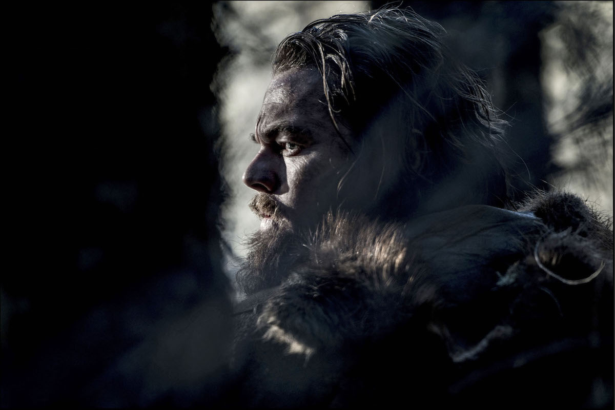 Leonardo DiCaprio stars as legendary explorer Hugh Glass.