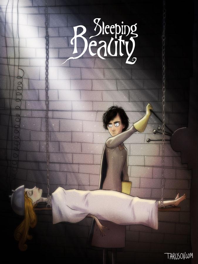 'Sleeping Beauty'