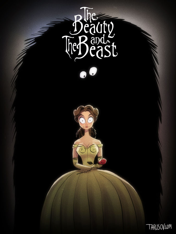 'The Beauty and The Beast'
