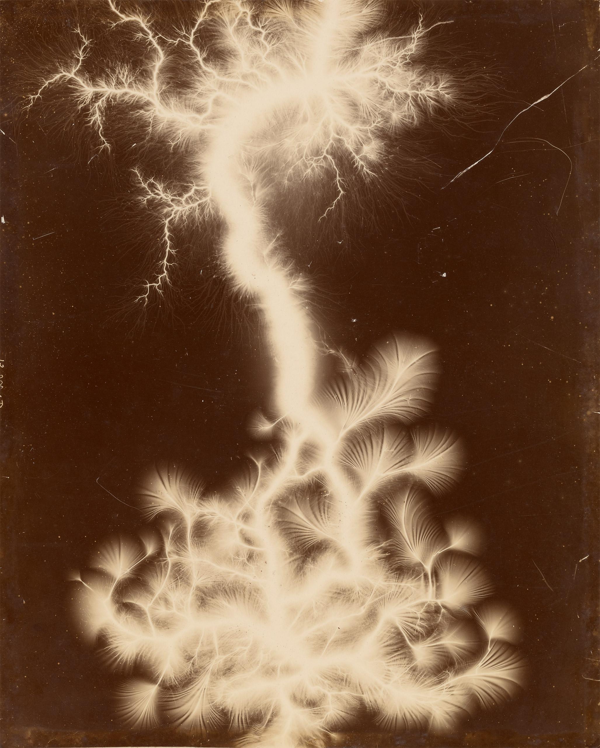 [Miniature Lightning Show], 1895The J. Paul Getty Museum, Los Angeles