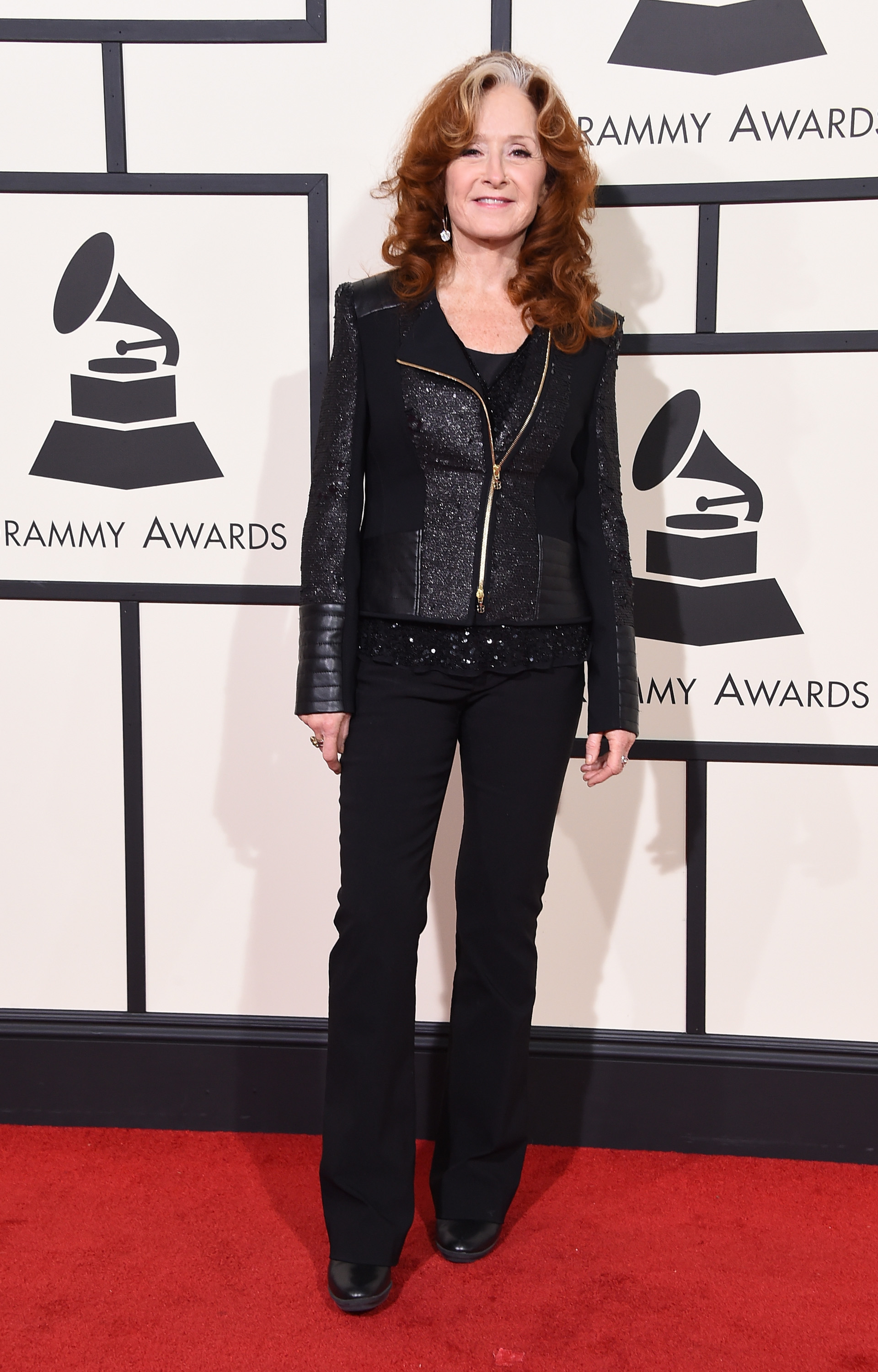 Bonnie Raitt attends the 58th GRAMMY Awards at Staples Center on Feb. 15, 2016 in Los Angeles.