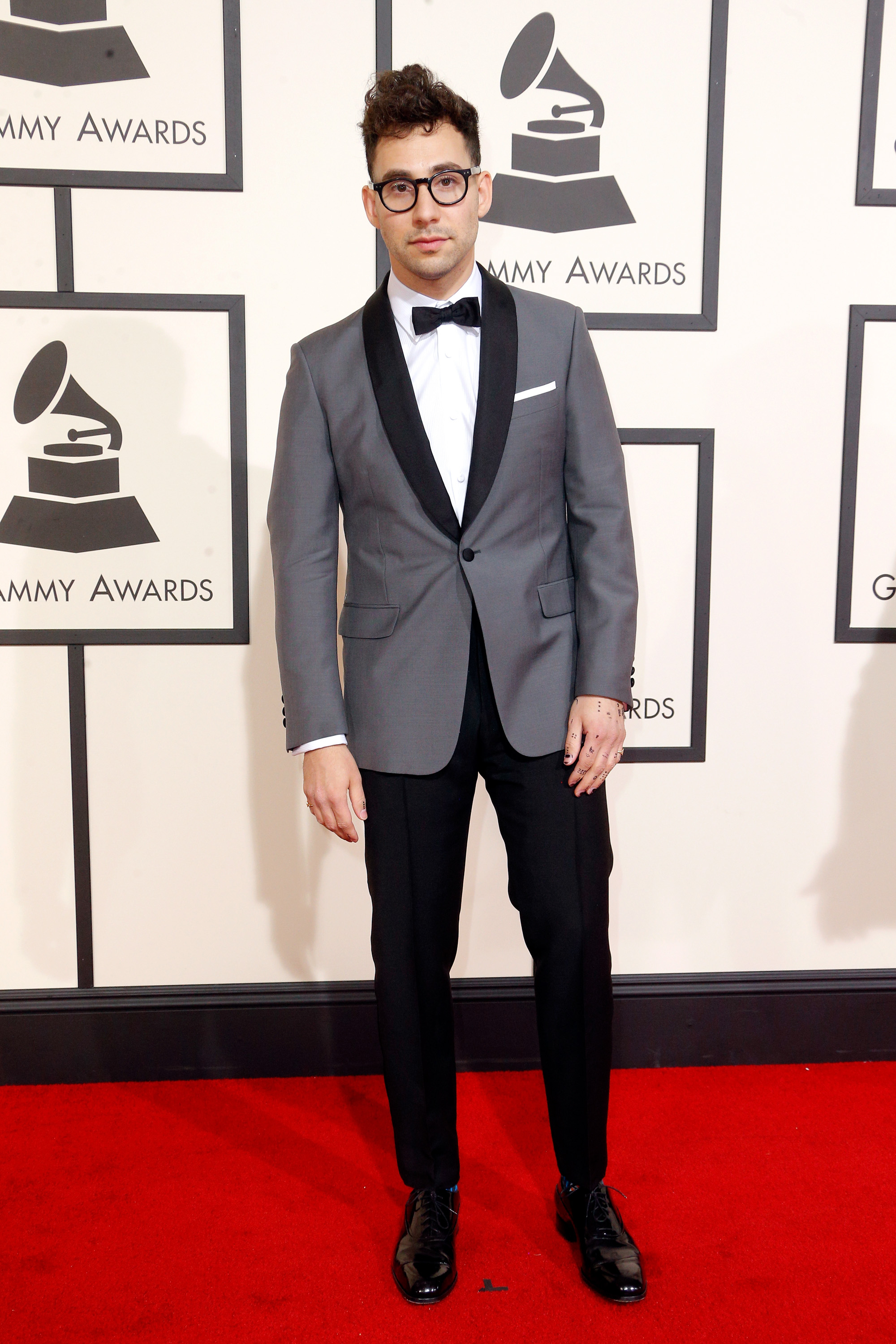 Jack Antonoff attends the 58th GRAMMY Awards at Staples Center on Feb. 15, 2016 in Los Angeles.