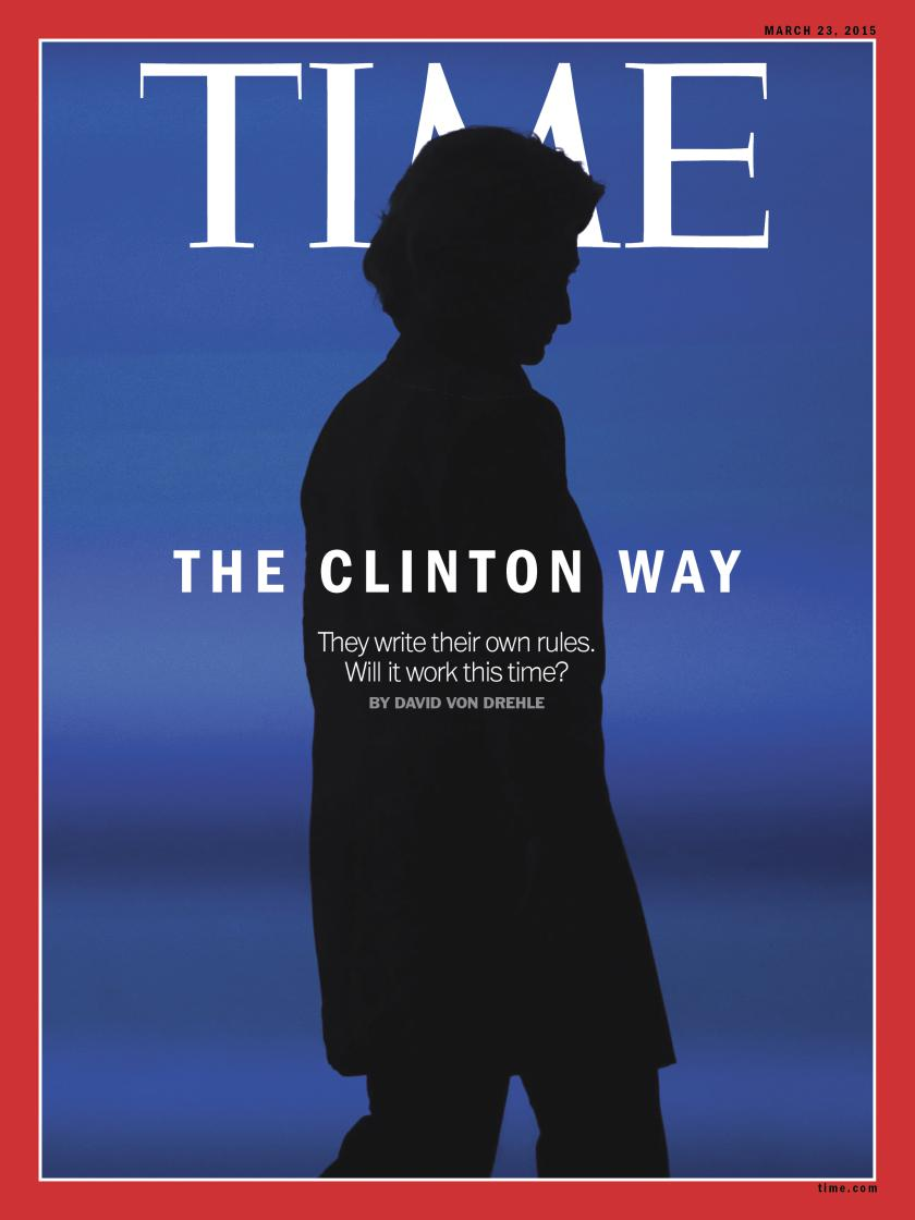 The Mar. 23, 2015, issue of TIME