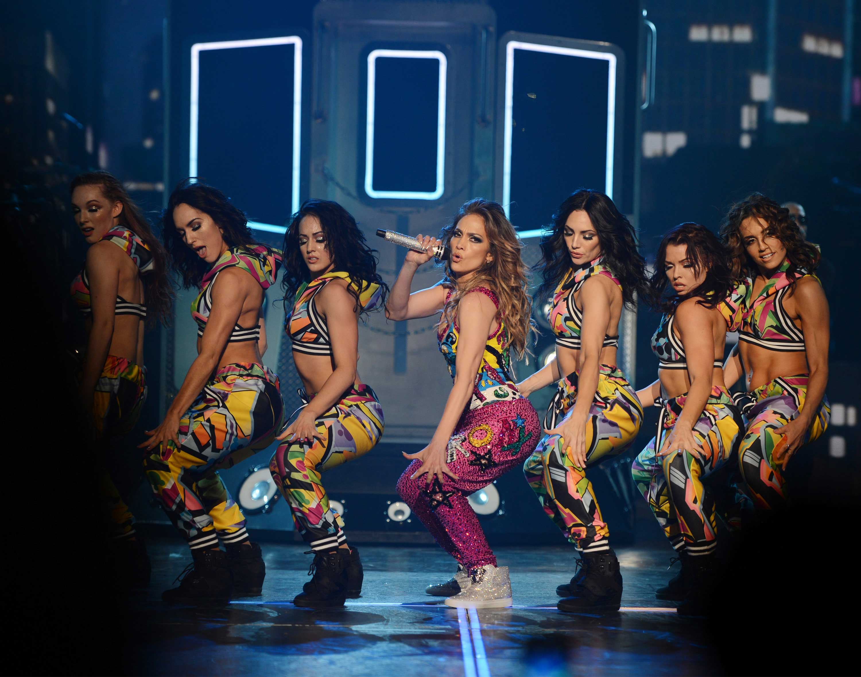 Jennifer Lopez's new show turns Las Vegas into Destination Diva