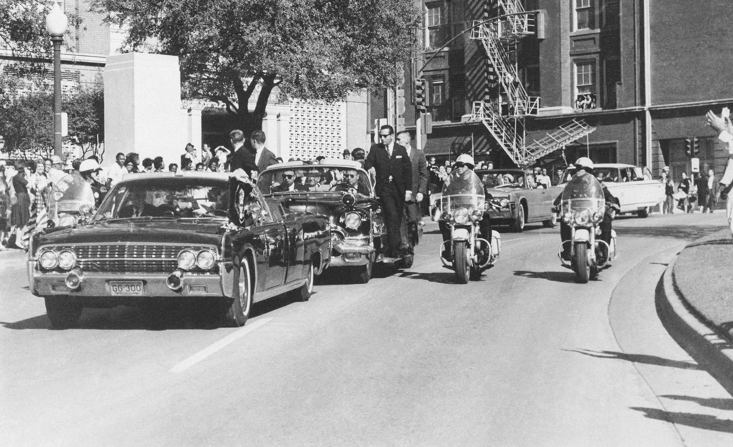 Kennedy Assassination 1963