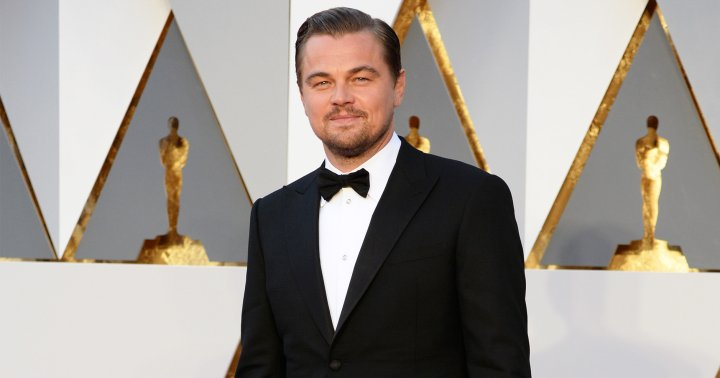 Leonardo DiCaprio attends the 88th Annual Academy Awards on Feb. 28, 2016 in Hollywood, Calif.