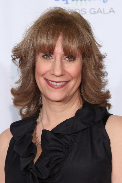 The Daily Show co-creator Lizz Winstead attends the 6th annual PFLAG Straight For Equality Awards Gala at Marriott Marquis Times Square in New York City on April 10, 2014.
