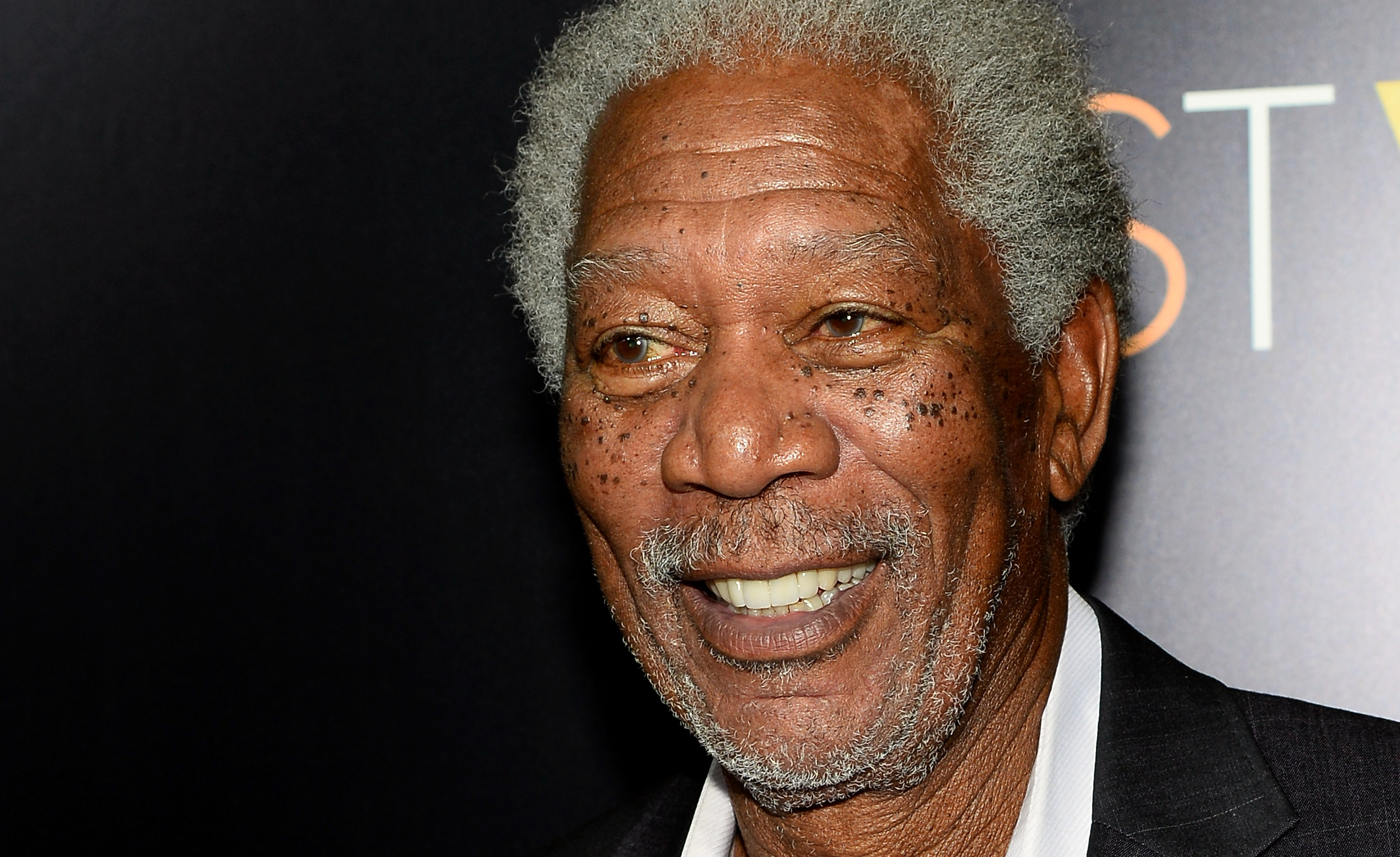 Morgan Freeman at the after party for a screening of CBS Films'  Last Vegas  in Las Vegas on Oct. 18, 2013.