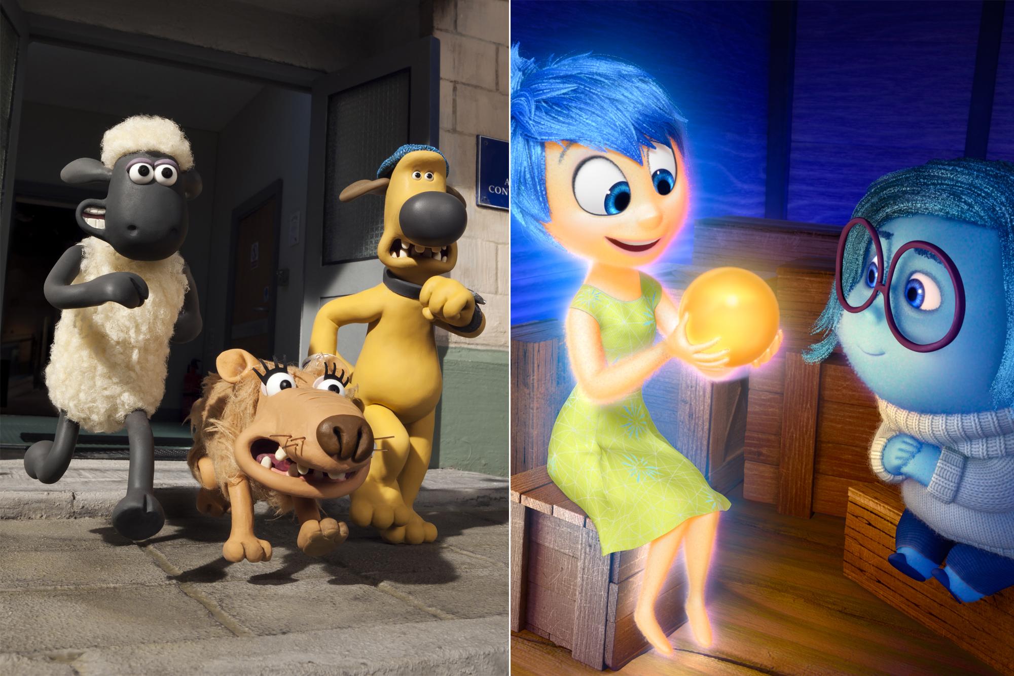 Lionsgate; Walt Disney Studios Motion Pictures