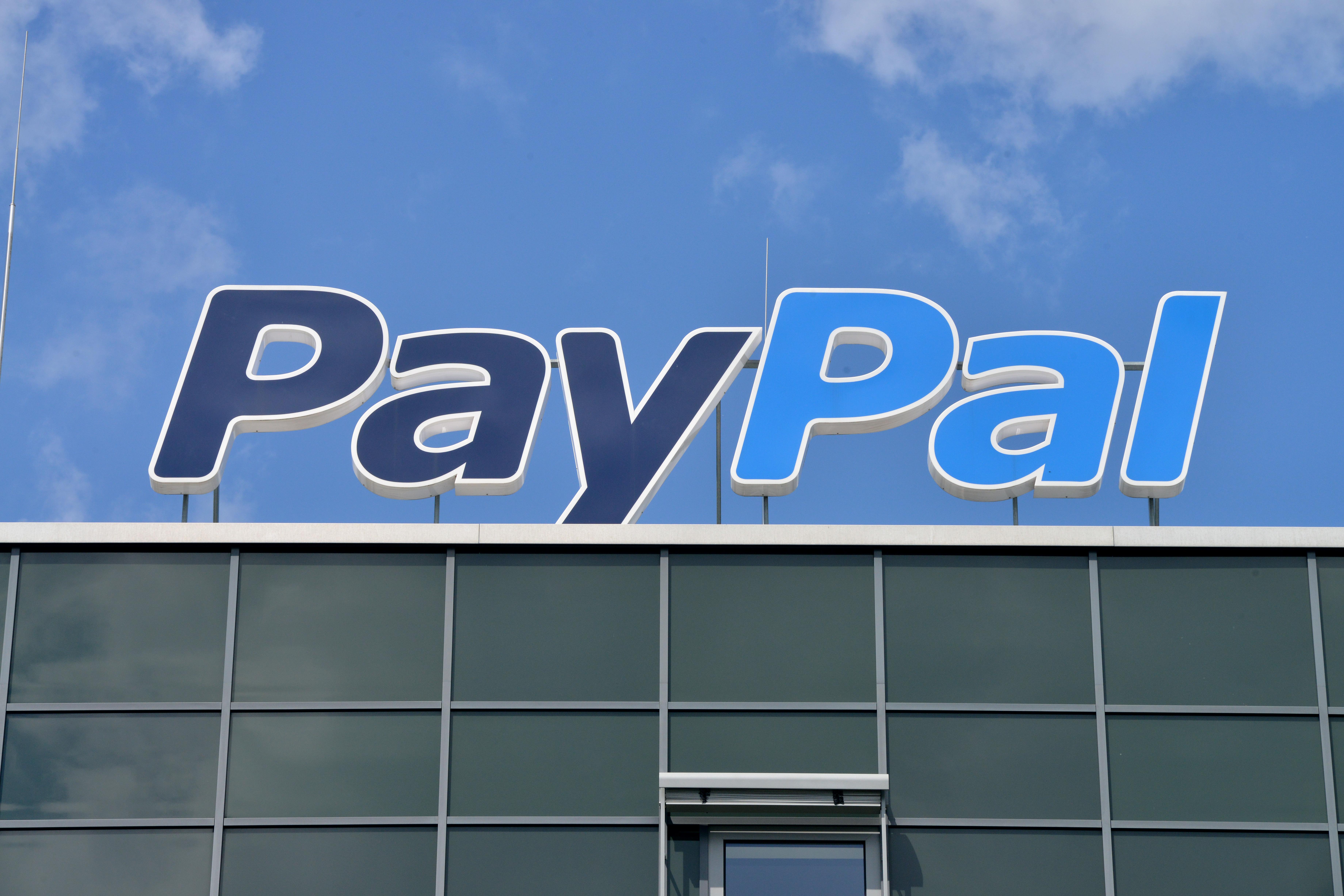 PayPal, Albert-Einstein-Ring, Kleinmachnow, Brandenburg, Deutschland.