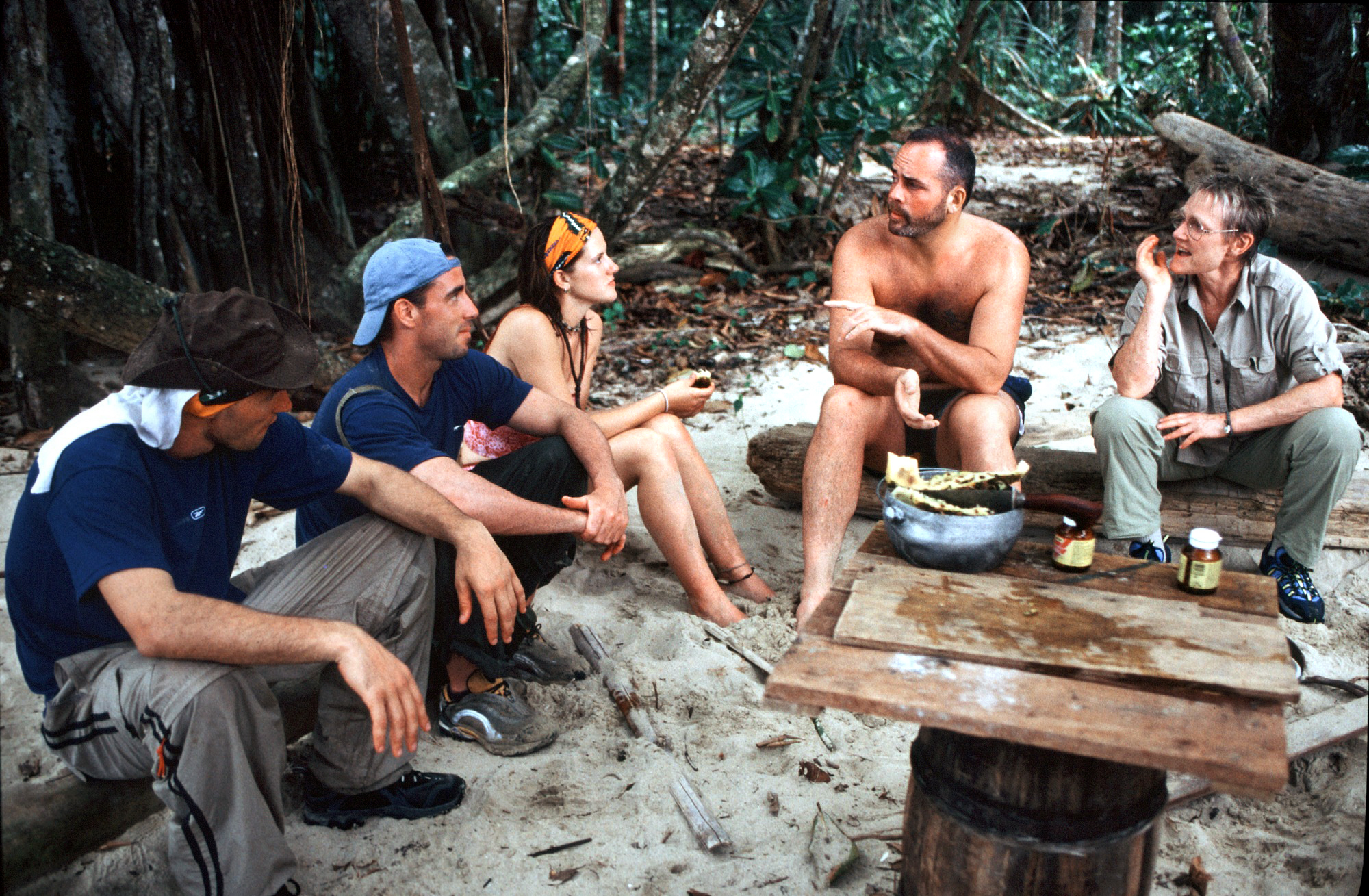 In 2000, Survivor wasn't expected to take off; today it's one of the most reliable draws on TV