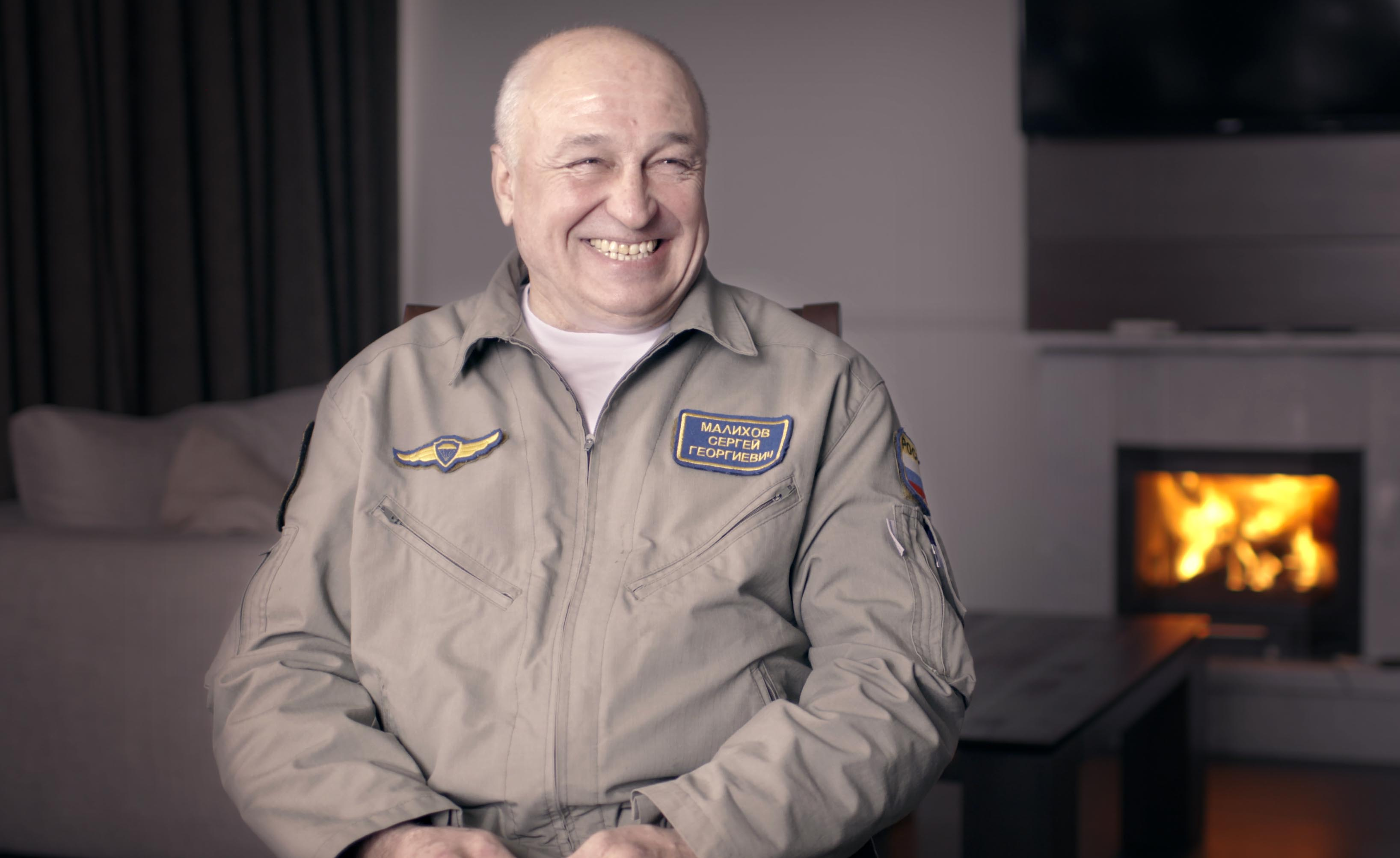 Sergei Malikhov, head of search and rescue efforts, photographed during an interview with TIME in Karaganda, Kazakhstan, Feb. 28, 2016.