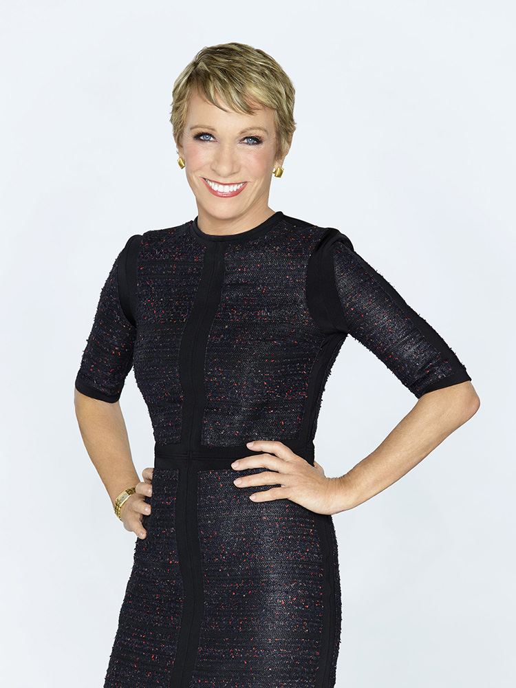 Barbara Corcoran is a  Shark  on ABC's  Shark Tank.