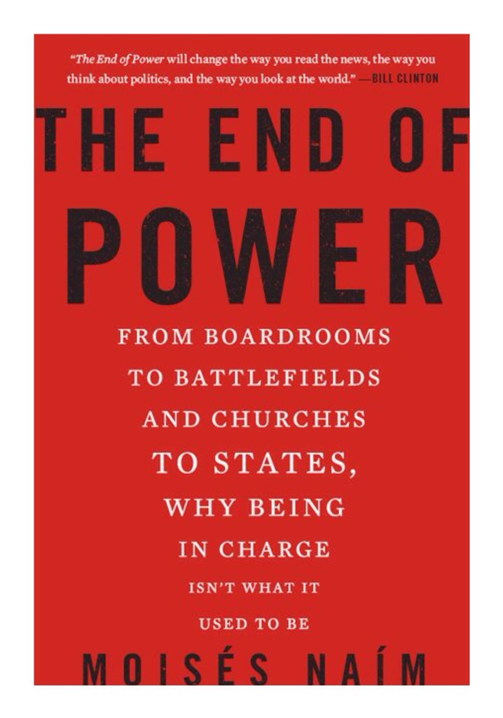 the-end-of-power-book-cover