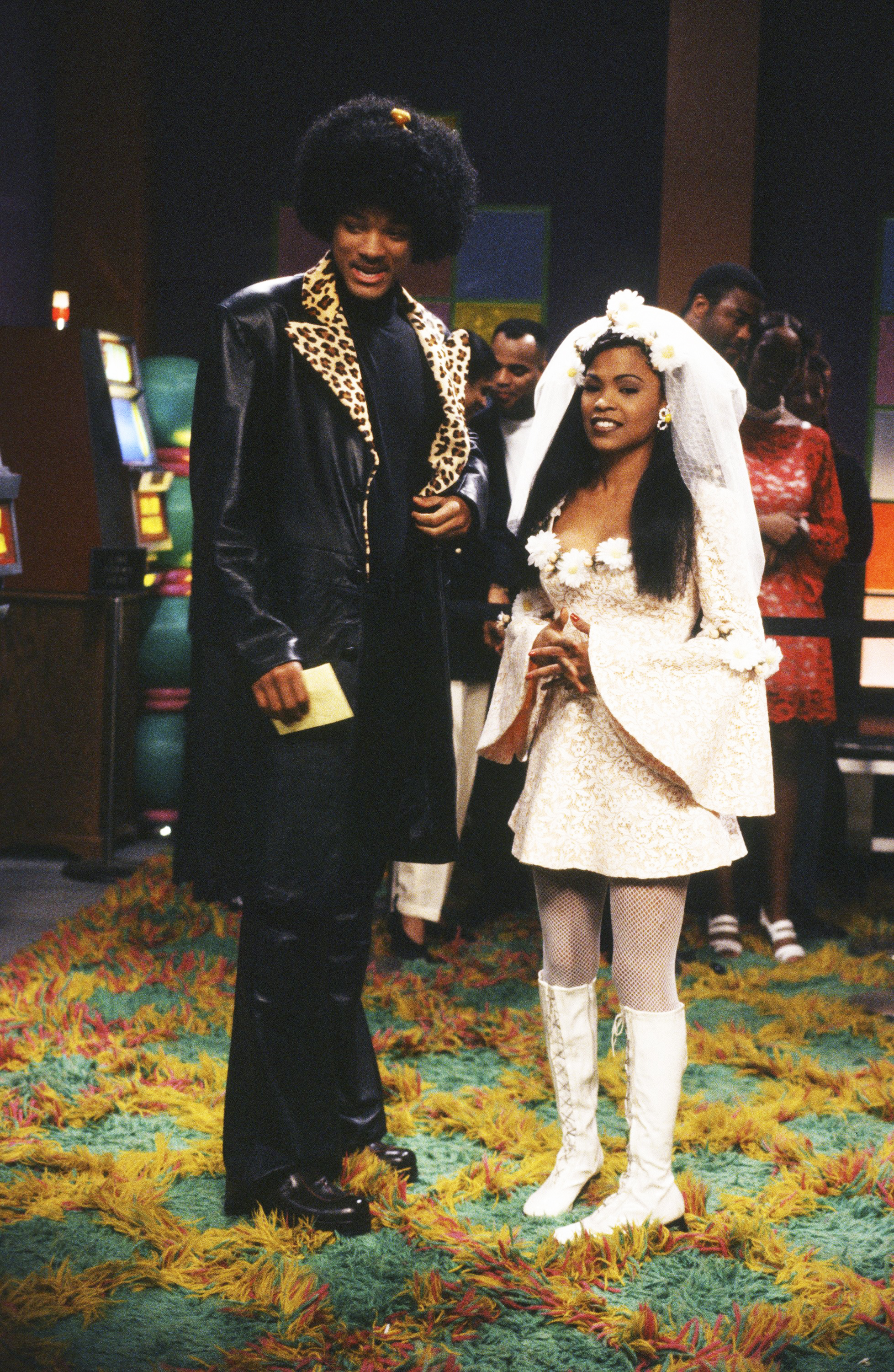 Will & Lisa, The Fresh Prince of Bel-Air.