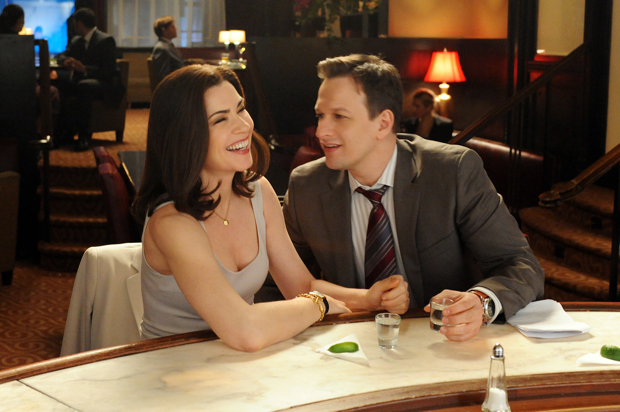 Alicia & Will, The Good Wife.