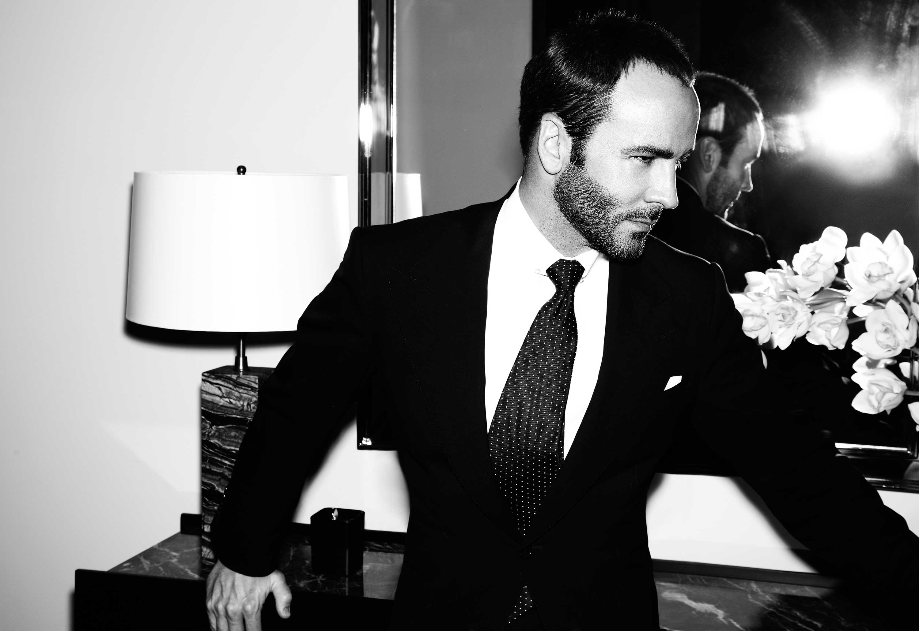 Tom Ford On Fashion Design Luxury Brands And Influence Time