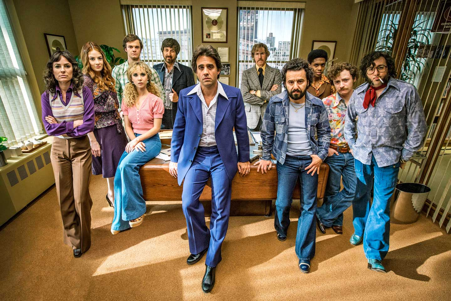 Jagger and Scorsese seek rock's holy grail in HBO drama Vinyl